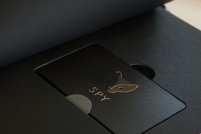 подарочный набор с дисконтной карты клуба SPY